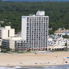 Wyndham Virginia Beach Oceanfront Dog Friendly Hotel In Va