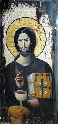 Orthodox icon Jesus