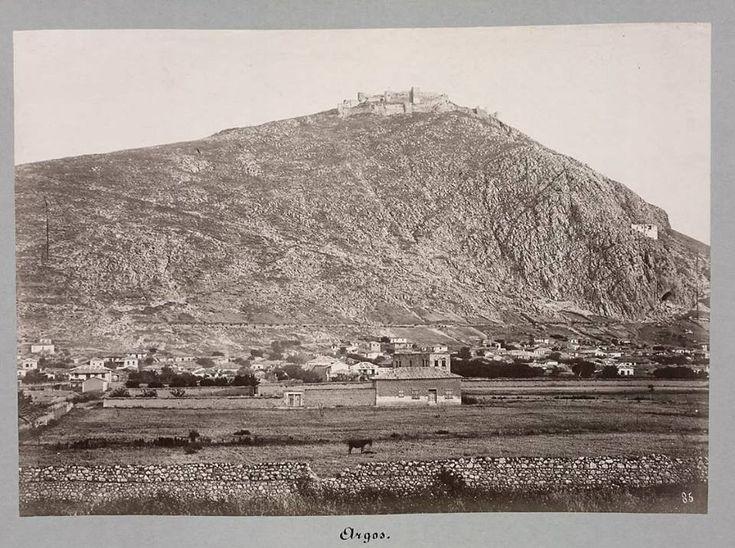 Argos, Greece 1850-1925