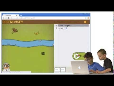 CodeMonkey - use the website or Edmodo app via @rmbyrne #kidscancode #edtech #programming