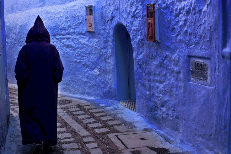 Azzurro [Chefchaouen -Marocco]