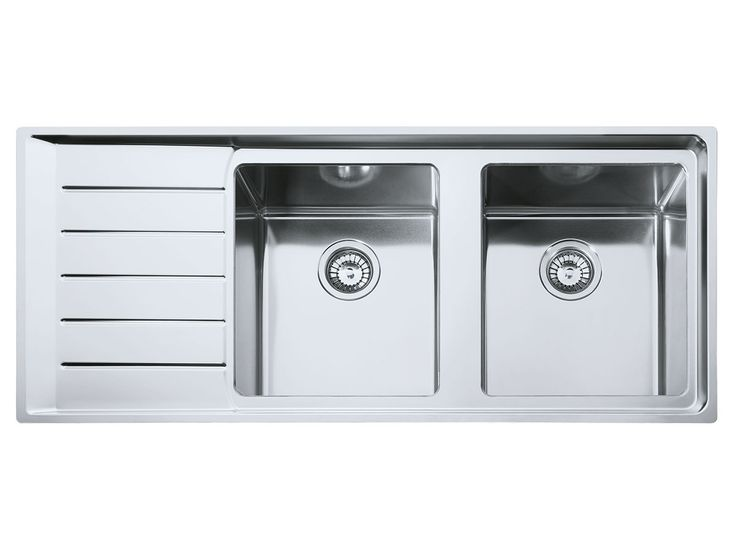 Franke  Double Bowl Sink NPX621 RHB