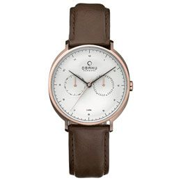 OBAKU offers latest style men designer watches in USA. OBAKU is huge collection of stylish, contemporary and luxury which are made in high quality of stainless steel and leather.