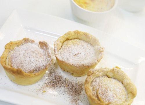 Португальские сливочные пирожные, или Pastéis de Belém - Чадейка