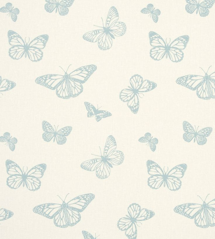 How to Style | Girls Rooms | Mariposa Fabric by Clarke & Clarke | Jane Clayton