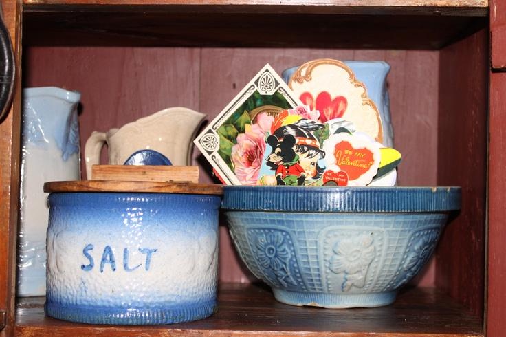 Salt Glaze Pottery