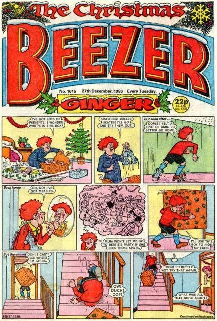 The Beezer #1533 - 1 June 1985 (Issue)