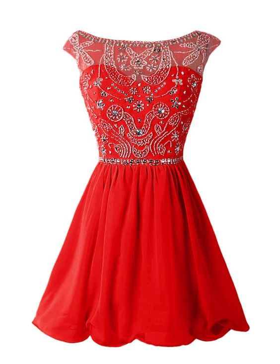 25 cute red homecoming dresses ideas on pinterest