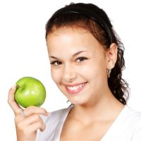 Eat well and use topnotch natural skincare treatments