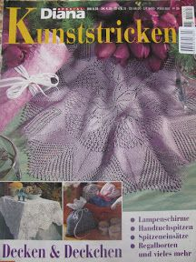 Diana special Kunststricken D 1185 - Alex Gold - Picasa Web Albums