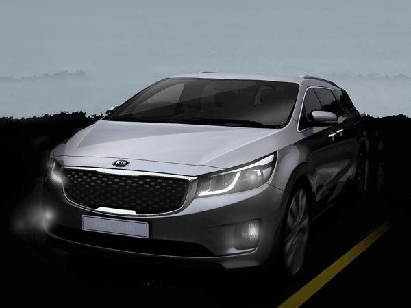 All-new #Kia MPV to debut at New York Auto Show