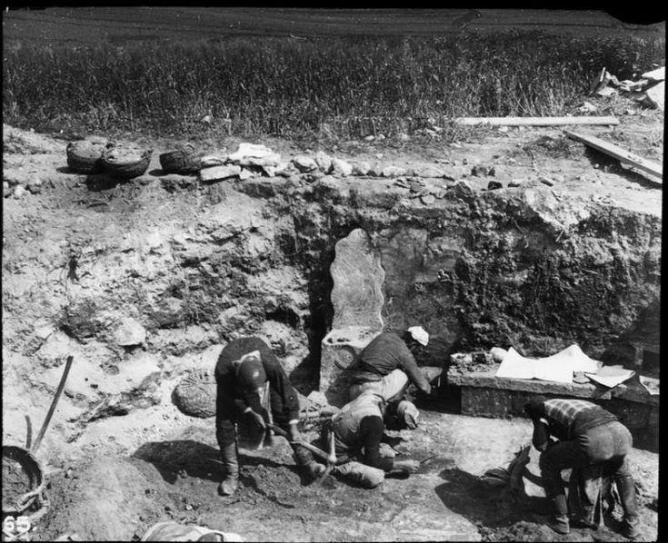 Ντοκουμέντα από την ανασκαφή της Κνωσού
