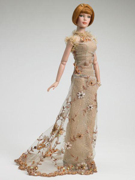 Autumn Gold #FashionDolls #TonnerDolls
