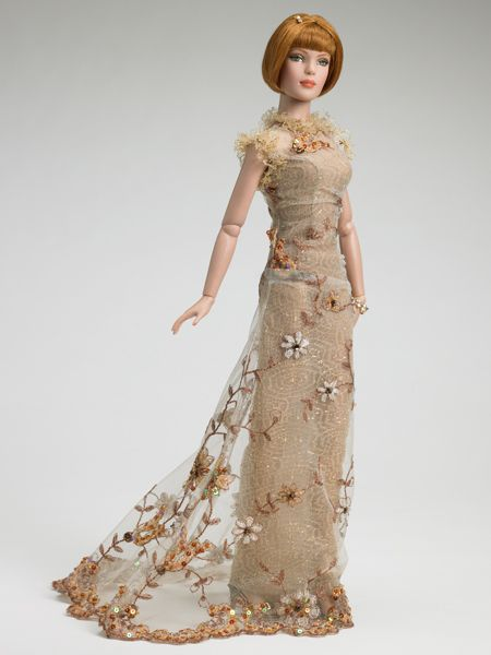 Autumn Gold #FashionDolls #TonnerDolls