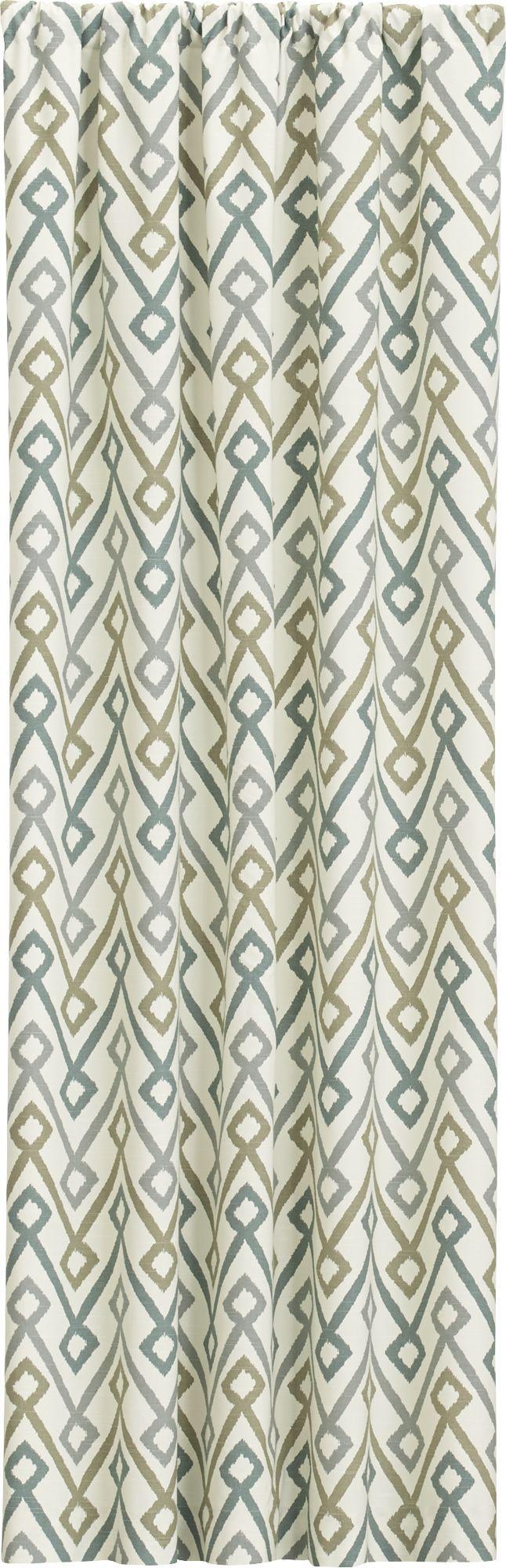 Cotenza modern curtains nice modern net curtains simple modern curtain - Maddox Khaki Grey Curtains