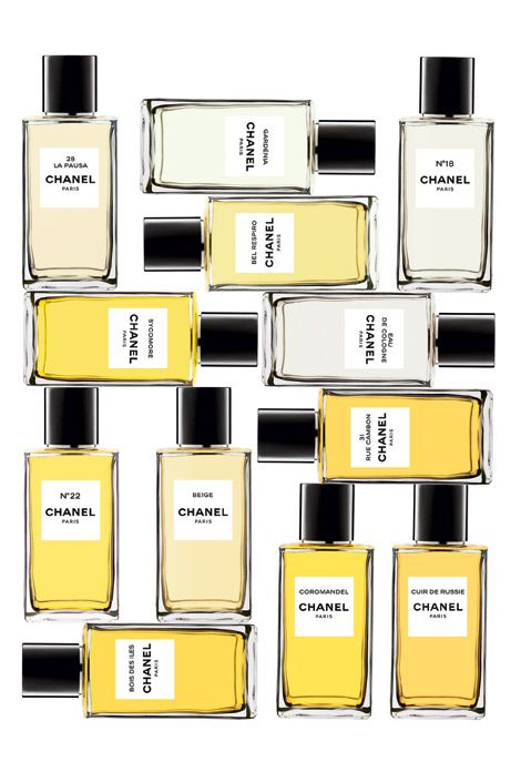 Chanel Les Exclusifs. My favorite: 31, rue Cambon