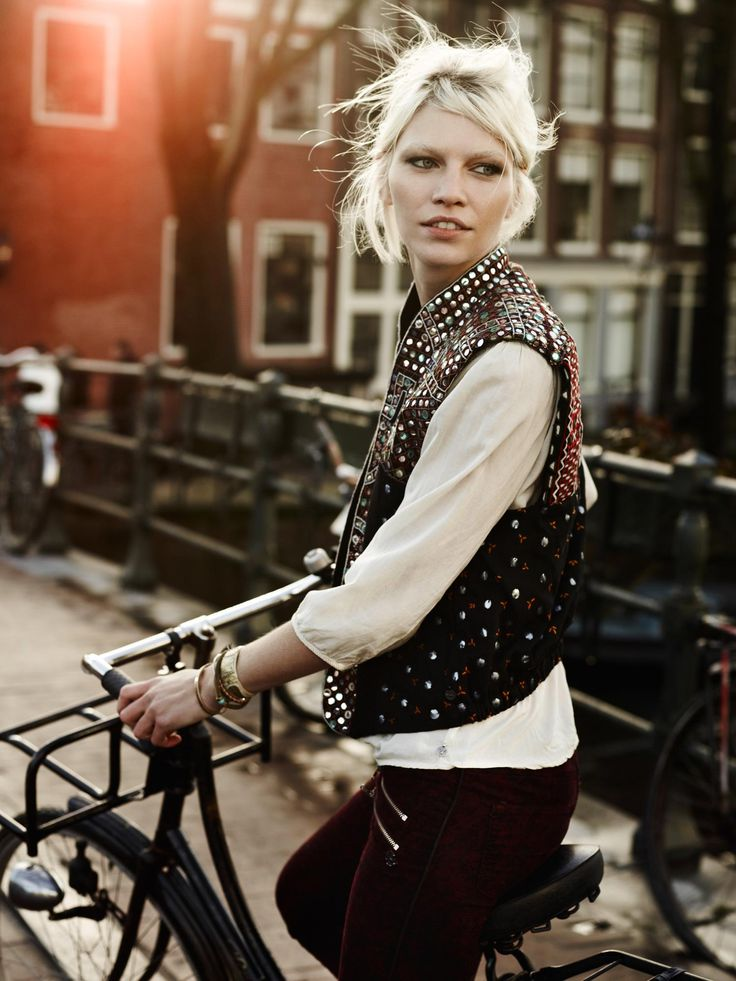 Maison Scotch Fall/Winter 2013 campaign | www.scotch-soda.com