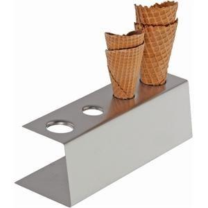 Soporte para conos de helado