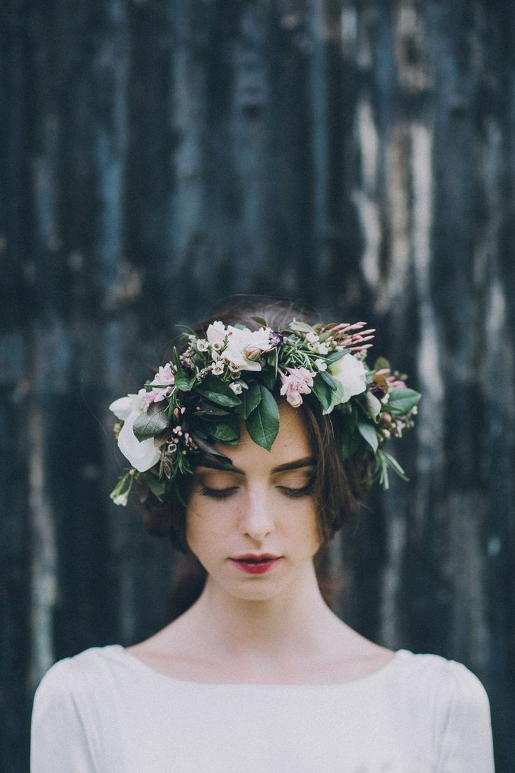 flower wedding crown 173 best images about bridal flower crowns on 4230