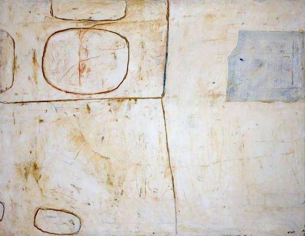 Untitled, 1959 by William Scott (1913-1989)