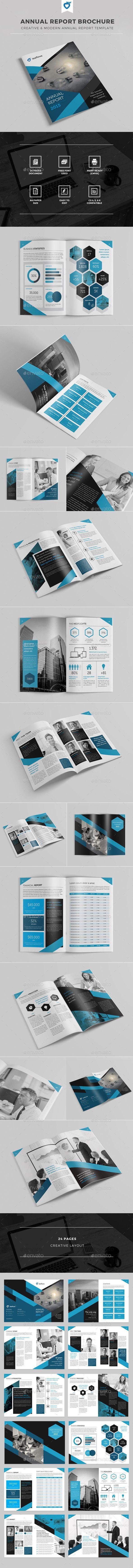 Annual Report Brochure - Corporate Brochures: