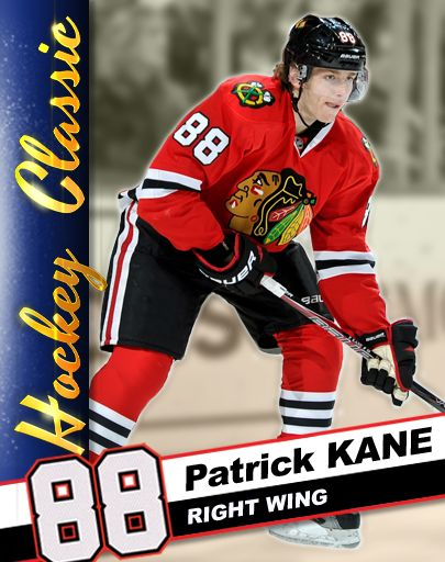 You can collect KANE CARDS in Patrick Kane's Hockey Classic, here's #2 - Shots & Scores