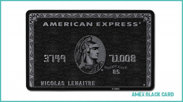 9 Exciting Parts Of Attending Amex Black Card Amex Black Card Https Www Cardsvista Com 9 Exciting Parts Of Attending Amex Bla Kartu Pendidikan Gambar Wajah