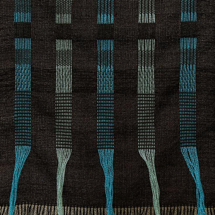 Weaving Supplementary Warp & Weft