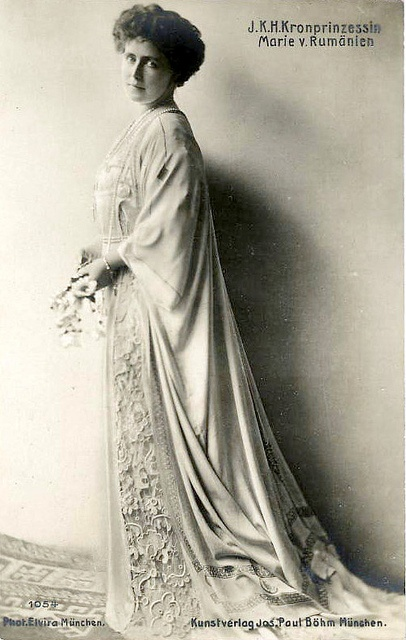 Königin Marie von Rumänien, Queen of Romania nee Princess of Edingburgh | Flickr - Photo Sharing!