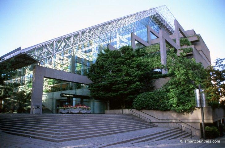 Supreme Court of British Columbia, Canada.