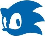 The Team Sonic/ Sonic Team logo is simply sonics head completly filled in. This gives a very clear indication of what it's meant to be. The idea of using a well known image as a logo is yet another way i could use a logo