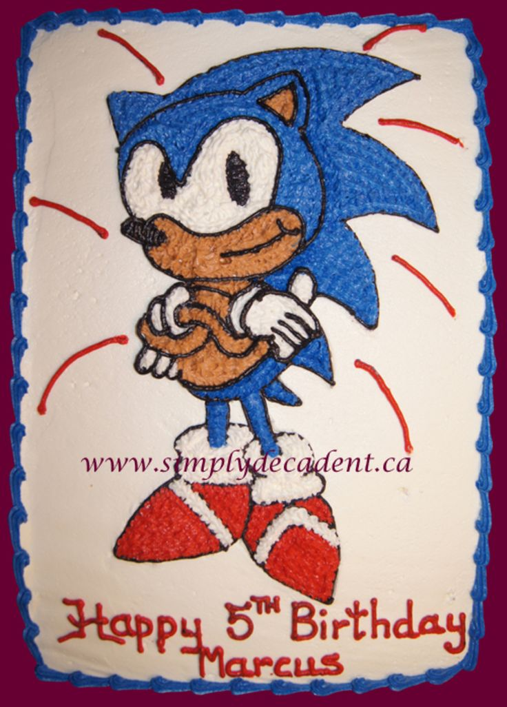 Sonic The Hedgehog Sonic the Hedgehog