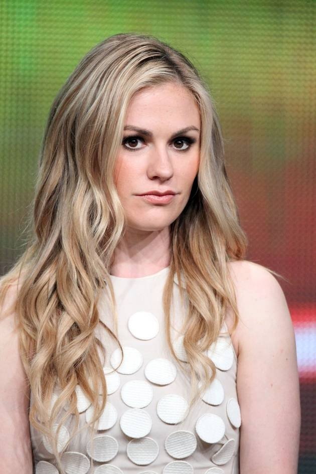 Anna Paquin, Vampire Lover and Vegetarian