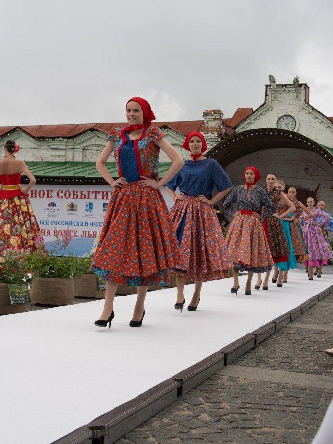 XI-й Российский фестиваль моды «Плес на Волге. Льняная палитра».: tuncevae