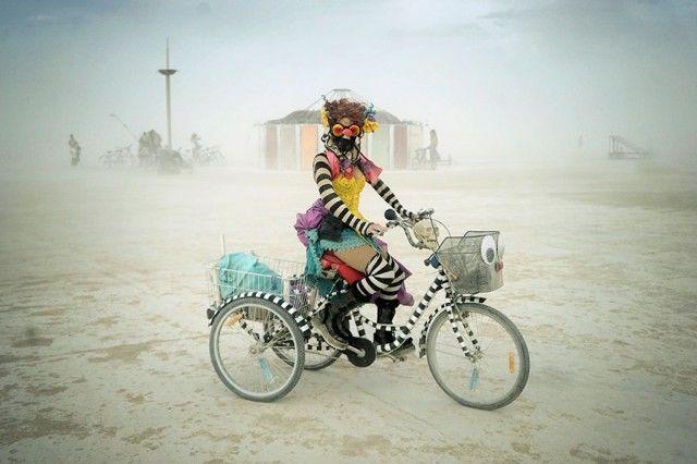 Burning Man Photography 2014
