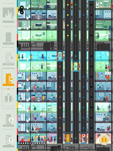 This Delightful App Shows Kids How Skyscrapers Really Work Tinybop's new app illustrates high-rise engineering by showing, not telling.