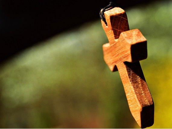 Brelok krzyż