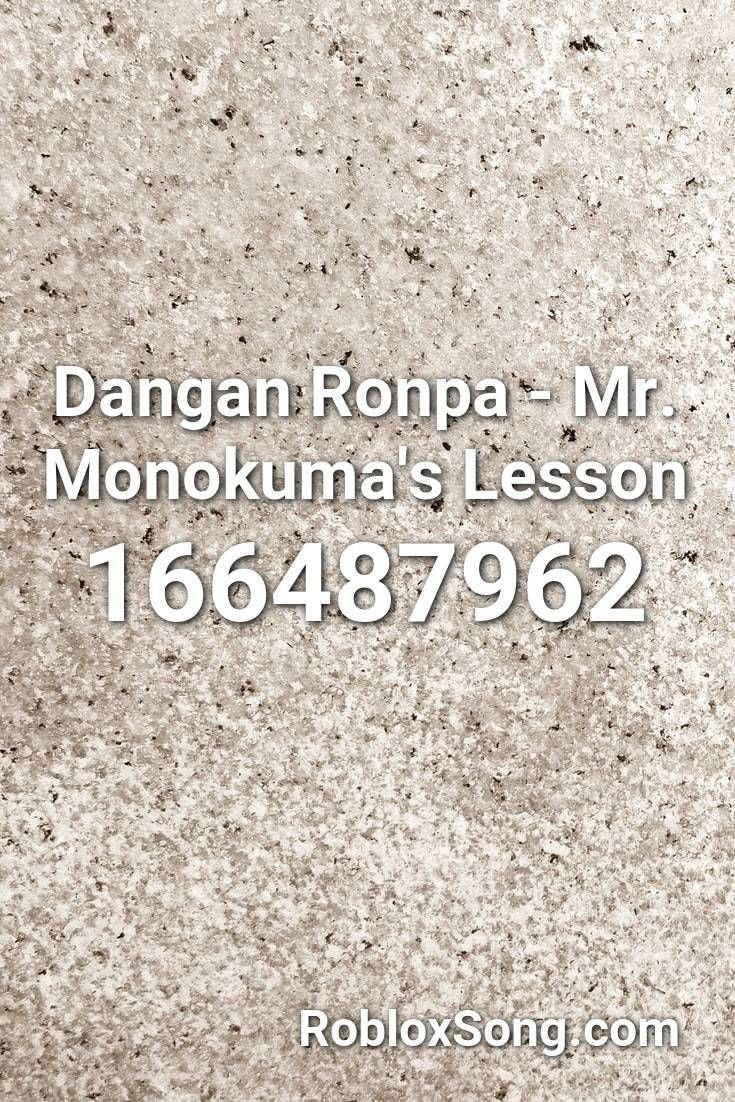 Pin By Kyky Lamascolo On Bloxburg Decals Audio Roblox Lesson Danganronpa