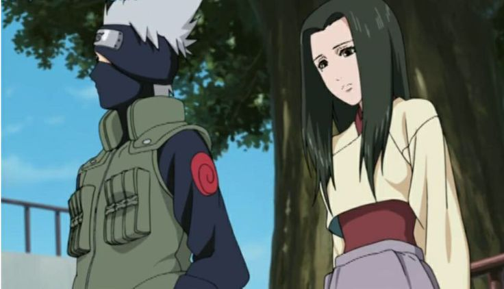 Finally more insight into Kakashi and a potential love ...