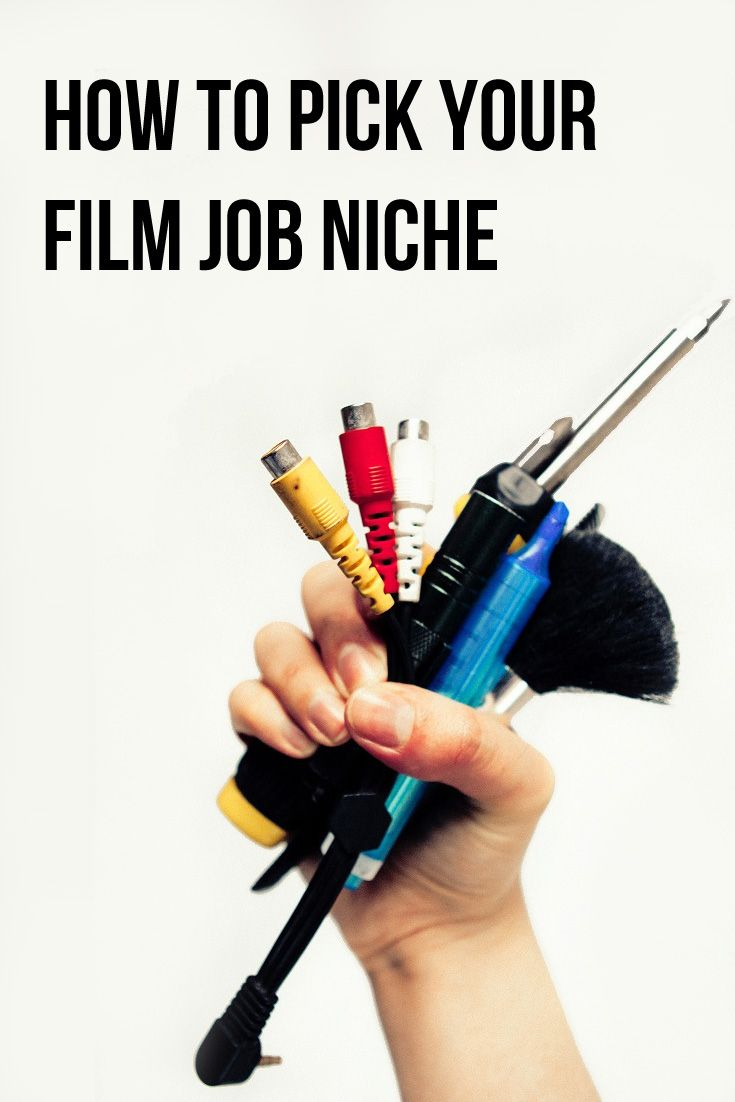 Careers in film, How to pick your film job niche – with a list of 10  questions to help with choosing the right film job for you. When you are  unsure of what job you want in the film industry start out as a runner or  production assistant, these are the most basic entry level job roles t