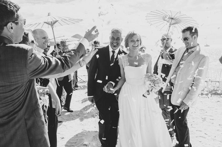St-Lucia beach wedding ceremony 2015. Photography by Michael Greenberg of Phototerra Studio