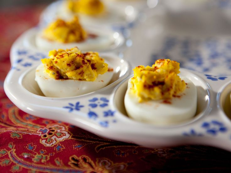 Get this all-star, easy-to-follow Deviled Eggs recipe from Trisha's Southern Kitchen