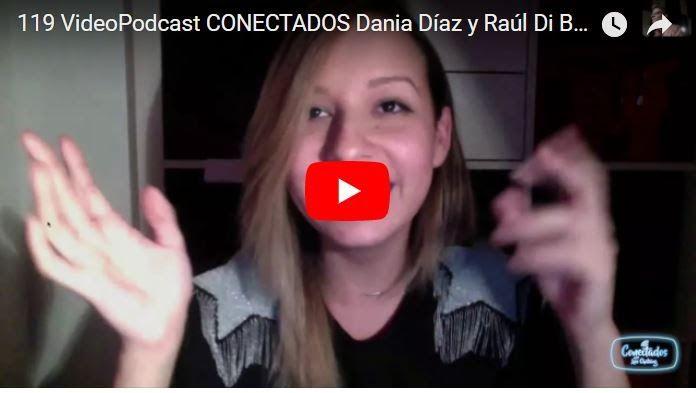 Luis Chataing entrevistó a Dania la Maga venezolana en España