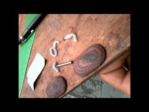 Illusionist locket, handmade by Jeremy Choi - YouTube