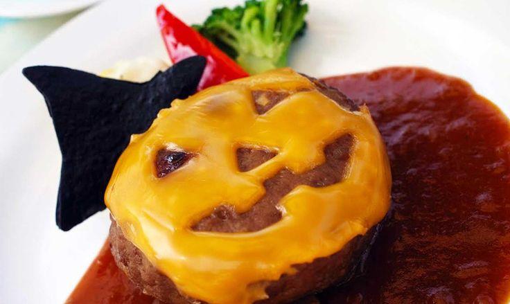 Se acerca #Halloween, checa esta receta para hacer hamburguesas de miedo para los niños. ¡Les encantará! #Comida #Recetas