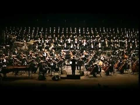 The Mission - Ennio Morricone himself conducting the Roma Simfonietta performing his composition