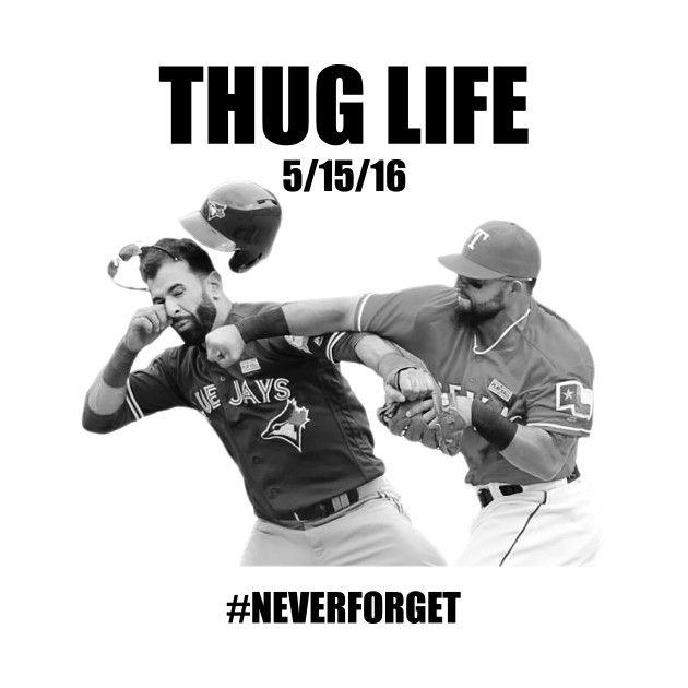 Awesome 'Thug+Life+Never+Forget' design on TeePublic!