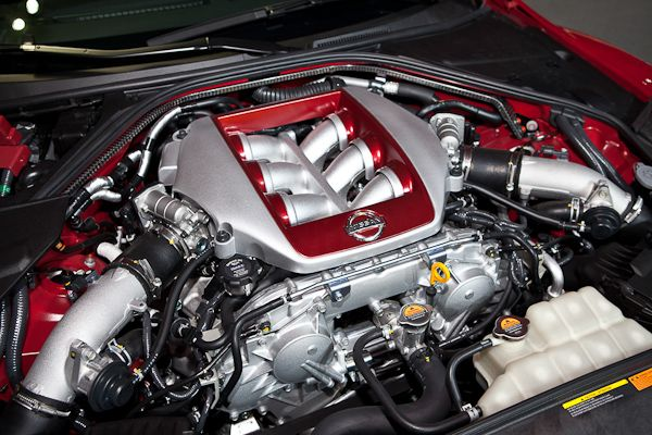 The 2013 Nissan GTR brings more power and refinement