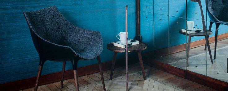 Model 246 / 248 Passion. Een ontwerp van Philippe Starck. www.meijerwonen.nl www.cassina.com