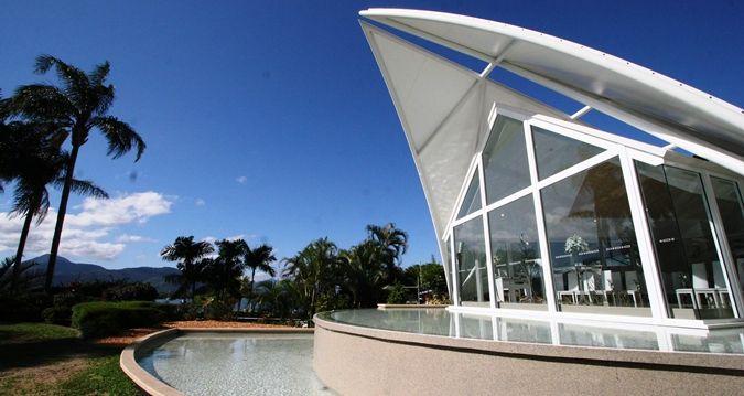 Hilton Cairns - chapel exterior